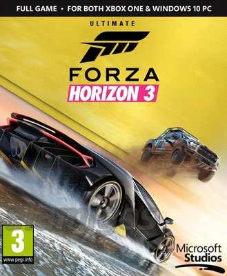 Forza Horizon 3 Crack : forza, horizon, crack, Forza, Horizon, Ultimate, Edition, Download, ElAmigosEdition.com
