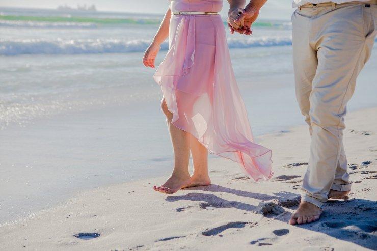 Dolphin Beach Engagement - (6)