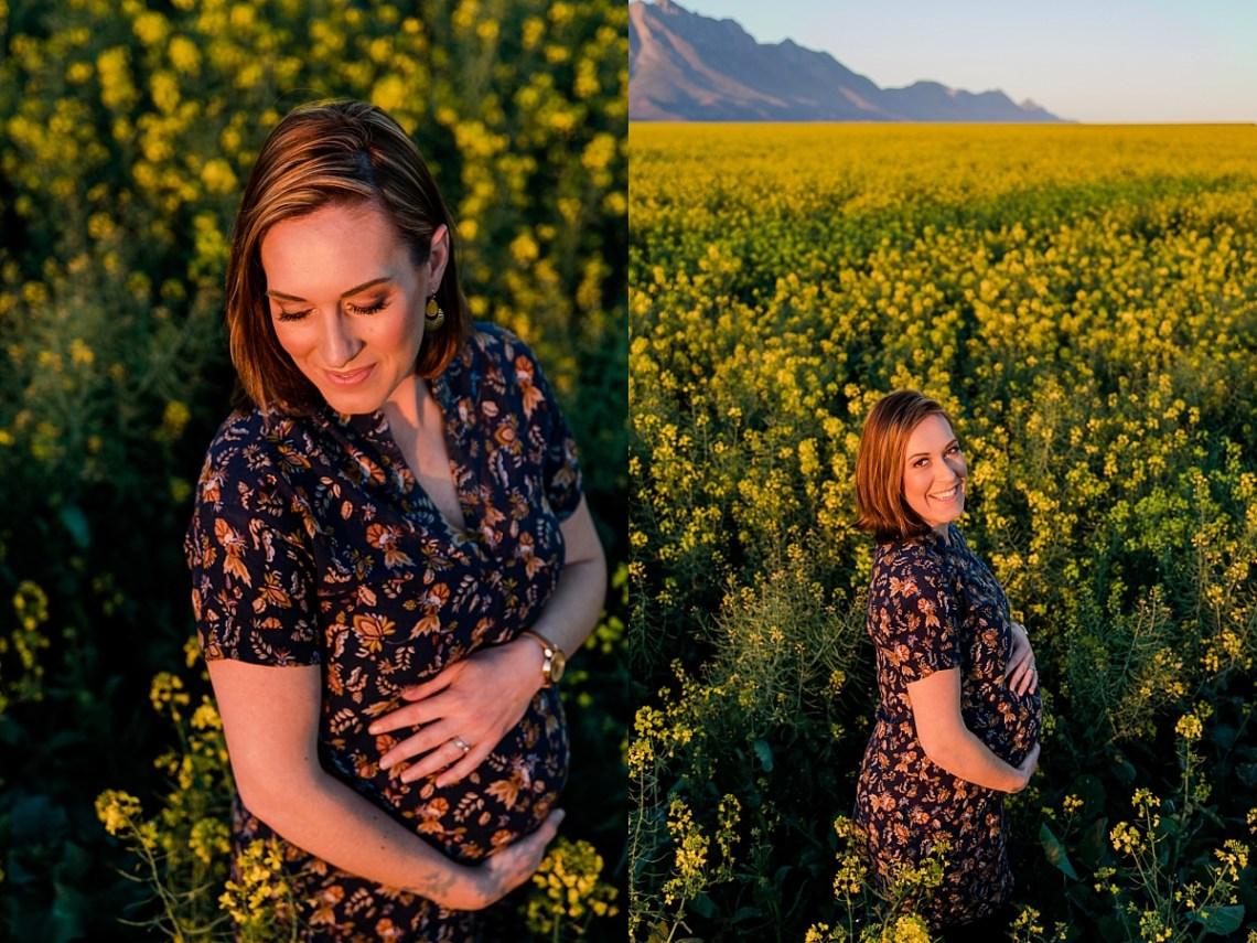 Swellendam maternity shoot