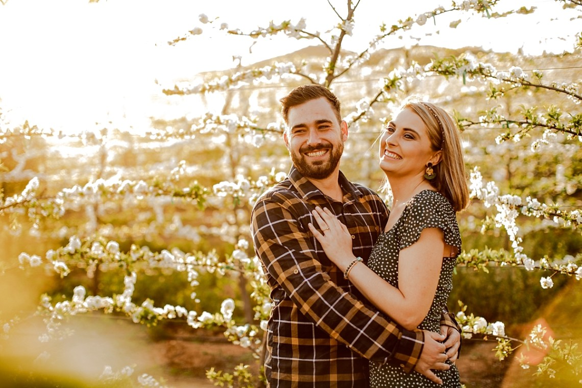 swellendam engagement shoot
