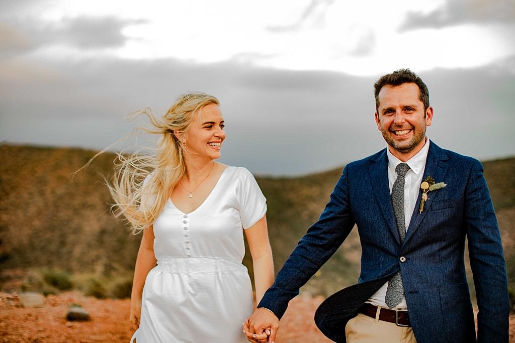 adventure outdoor wedding