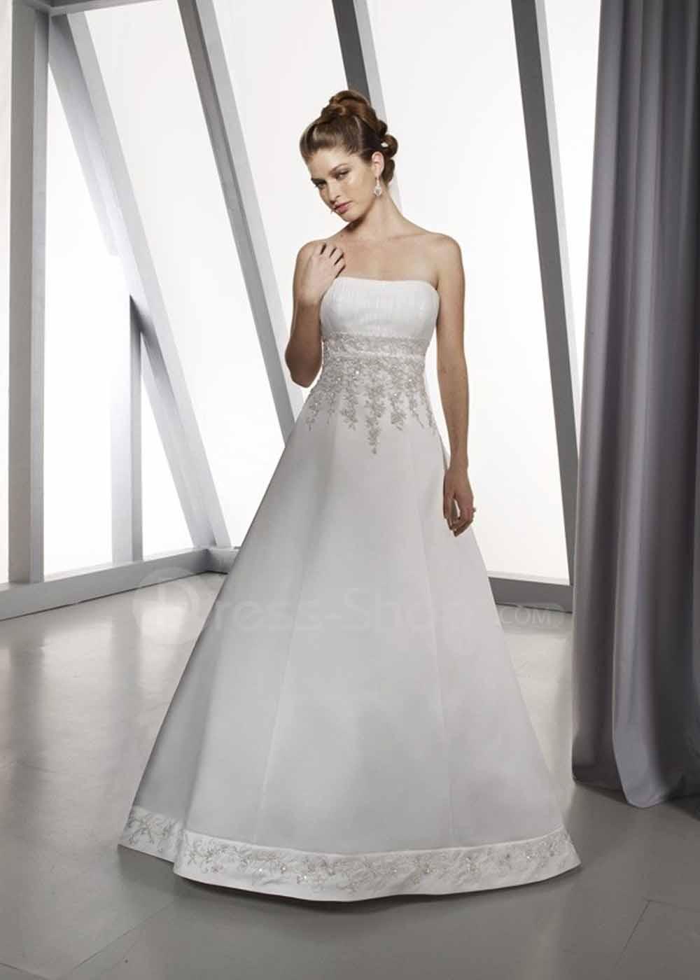 wedding dress for olive skin tone  Elana Walker presents The Art of I DO