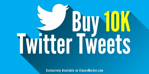 Buy 10,000 Twitter Re-Tweets