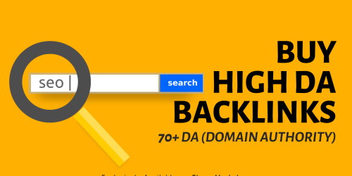 Buy High PR9 Backlinks | 70+ DA (Domain Authority)