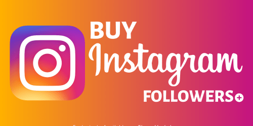 Buy Instagram Followers Cheap | Refill Guarantee