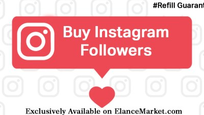 Buy Instagram Followers with Refill Guarantee