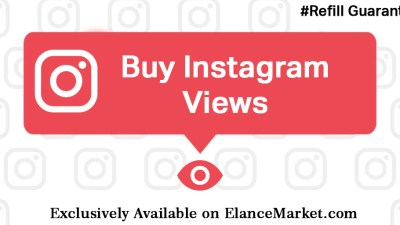 Buy Instagram Views with Refill Guarantee
