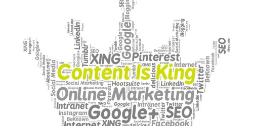 Write High Quality Website Content for your Business