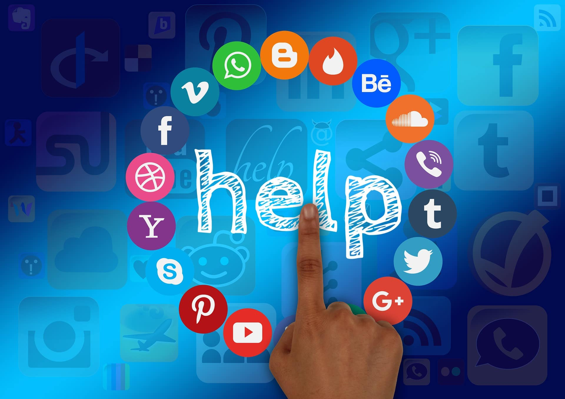 Social Media Marketing Expert Help