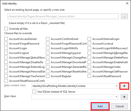 Entity Framework Core – Eric L  Anderson