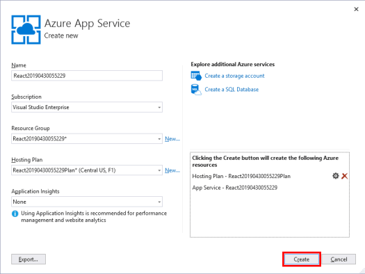 Deploy ASP NET Core 3 Previews to Azure App Using Extensions