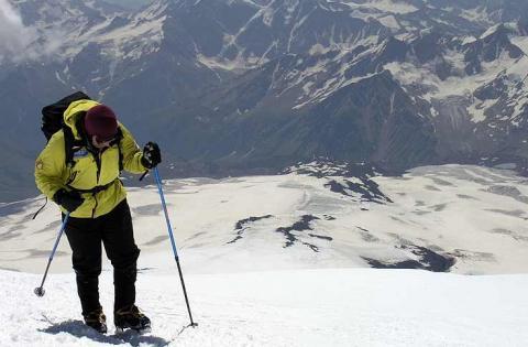 Monte Elbrus: La cima de Europa