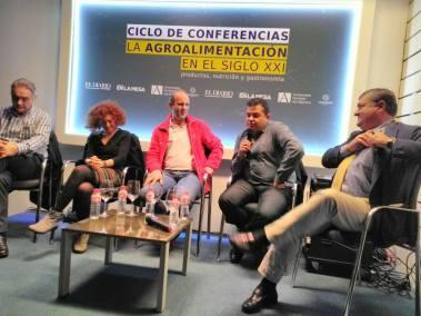 Ciclo de Conferencias: La Agroalimentación en el siglo XXI