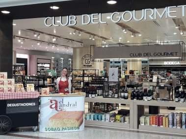 """Degustaciones de nuestros productos en el Club del Gourmet de """"El Corte Inglés"""""""