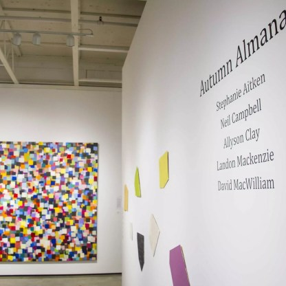 Autumn Almanac Installation View 27