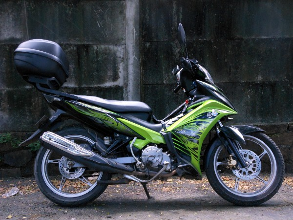 Riwayat MX Strada