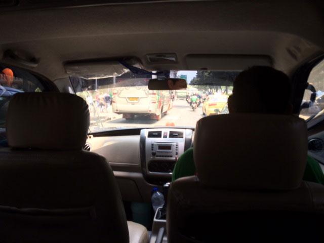 Grab Car Suzuki APV