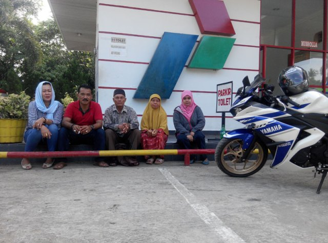 Touring R25 Bahorok