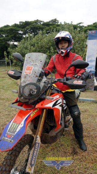 Riding Experience bersama Honda CRF250Rally