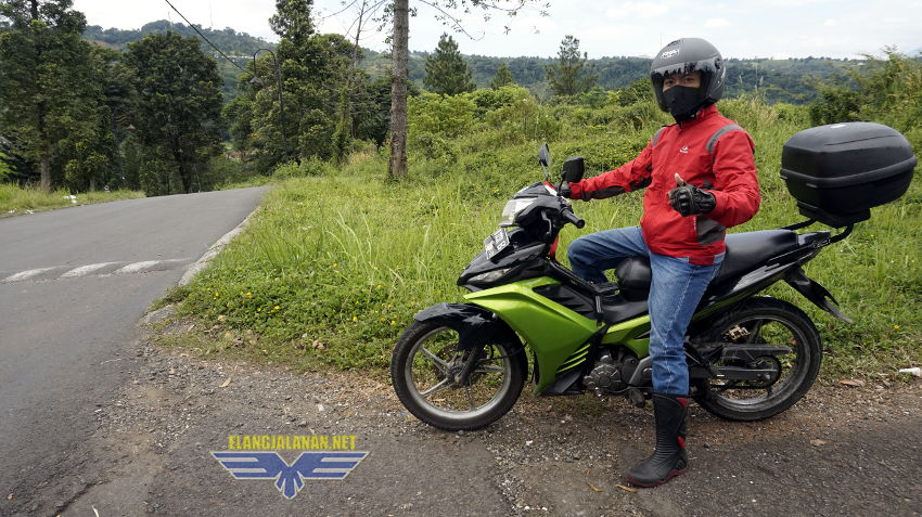 Sunmori di kawasan Puncak Bogor