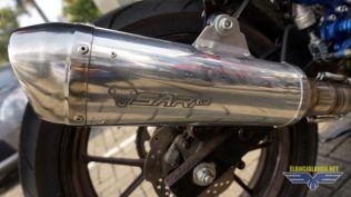 knalpot SARP Suzuki