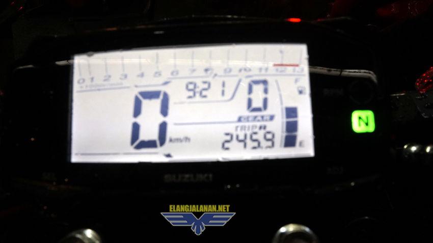 Touring GSX-S150 Taklukan Batasan