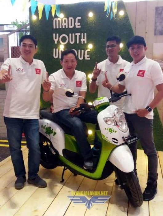 Wahana Honda resmi launching All New Scoopy