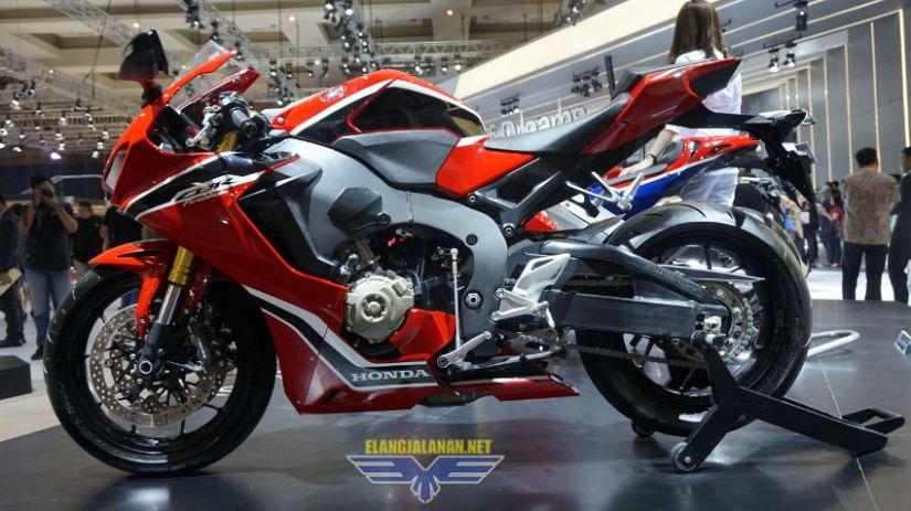 AHM hadirkan Jajaran Motor Premium Honda