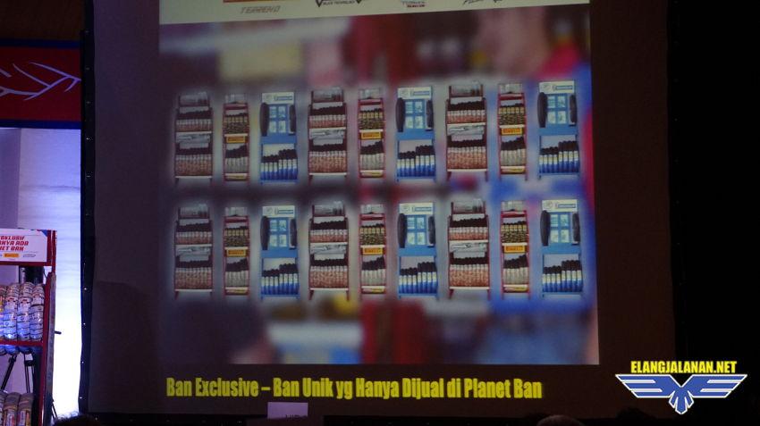 Planet Ban kini sudah membuka 500 cabang toko