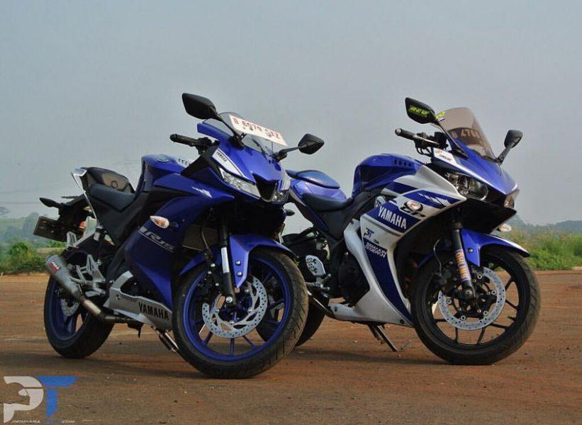 Impresi Riding Jalanan Bersama All New R15 VVA155