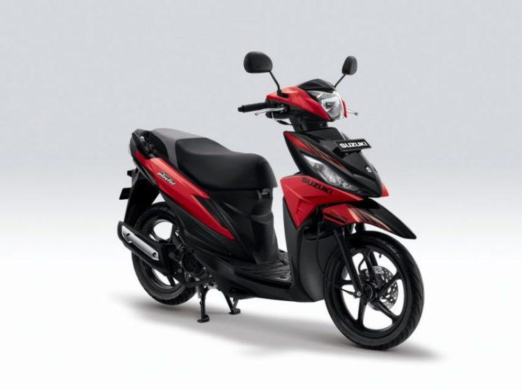 Suzuki Address Playful di arena PRJ 2017