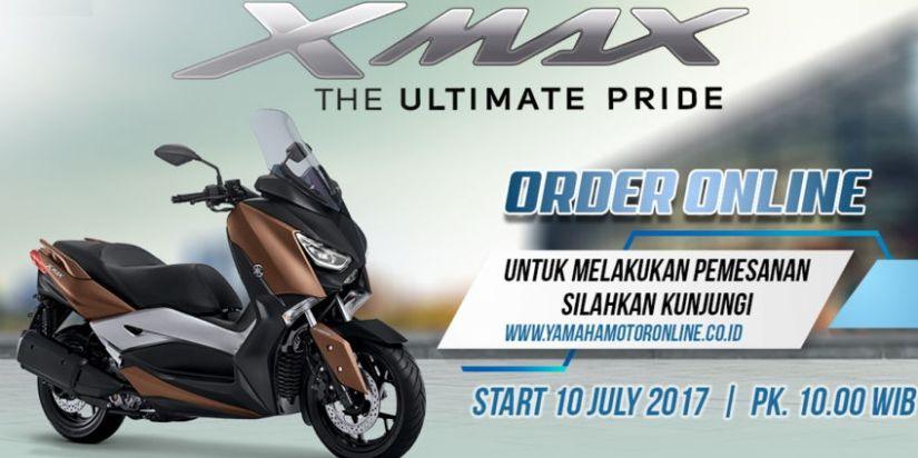 Inden Online XMAX kembali dibuka