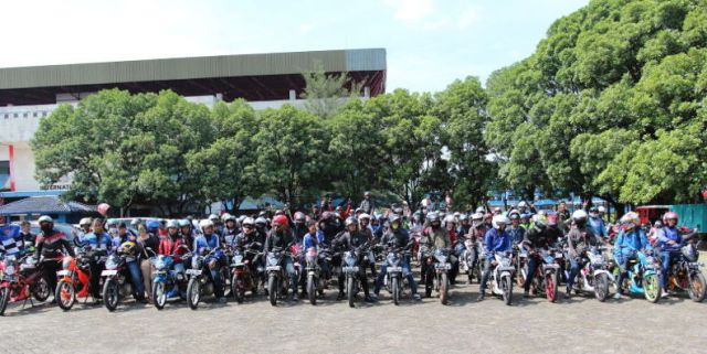 Indonesia Motorcycle History 2017