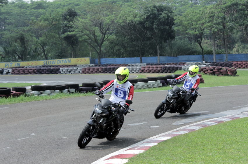 Suzuki adakan Safety Riding Training
