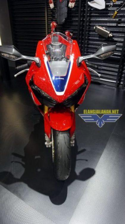 Honda CBR1000RR Fireblade SP GIIAS 2017