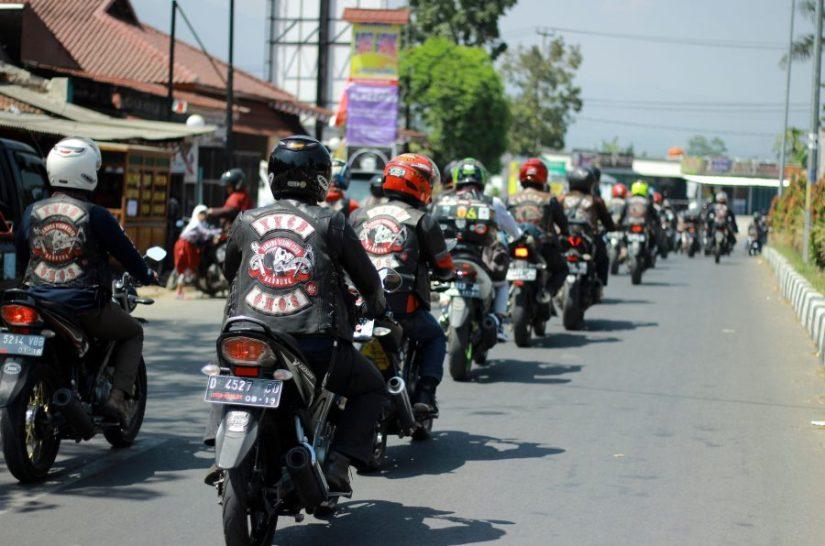 Satu Dekade Yamaha Vixion Club Bandung