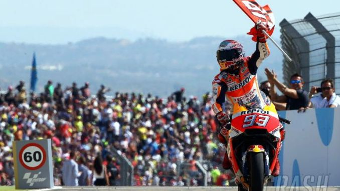 Download Video Full Race MotoGP Aragon 2017