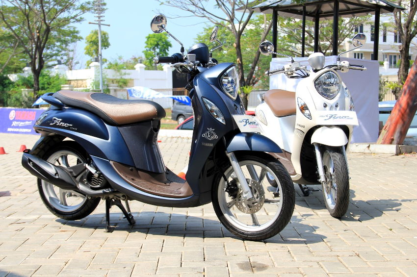 Update New Fino 125 Blue Core terbaru