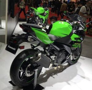 Update All New Kawasaki Ninja 250R 2018