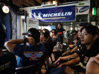 Nobar MotoGP Australia bareng Michelin Indonesia