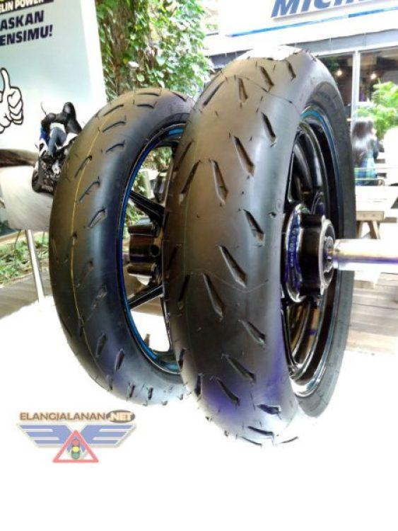 Teknologi Ban Michelin Power RS
