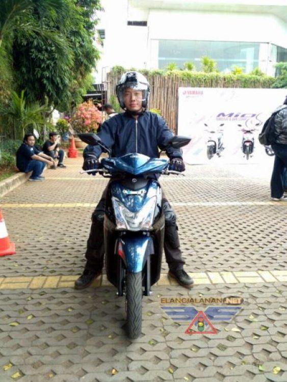 Test Ride Mio S Tubeless Ban Lebar