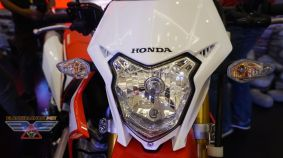 headlamp crf150l