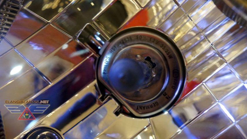 headlamp crf150l