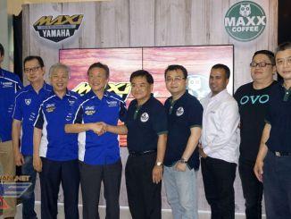 Yamaha Berkolaborasi dengan Maxx Coffee