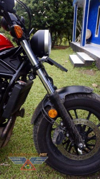 Big Bike Honda CMX 500 Rebel