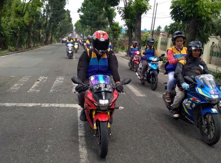 Suzuki Bike Meet Medan