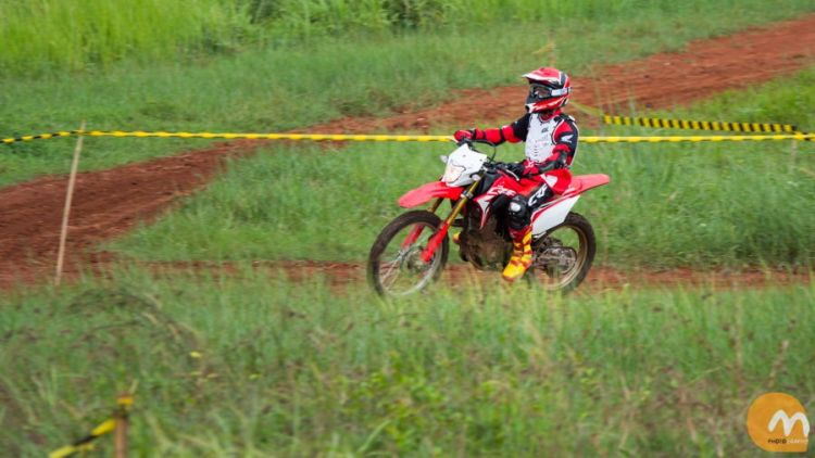 Test Ride New Honda CRF150L