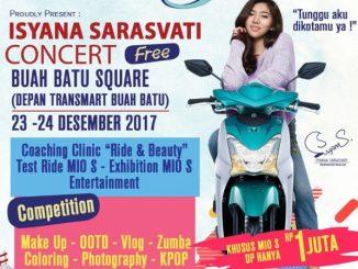 Mio S Roadshow Concert Sambangi Bandung