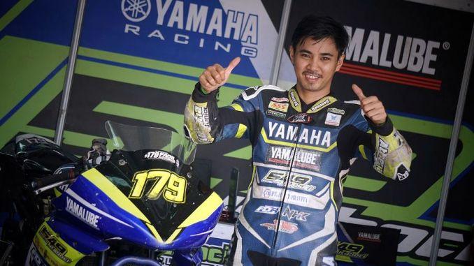 Juara Nasional Sport 150 cc IRS 2017